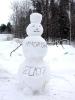 Снежная деда