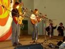 Н.Барсукова и А.Абрамова из КСП «Встреча» поют «Гитару» Е.Болдырева