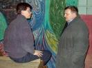 «Зубры Зимородка»: В.Тиунов (без шляпы) и В.Девятков