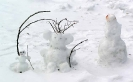 Снежные покемоны
