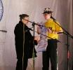 Награждается спонсор фестиваля В.Фомин, РА «Снейк», г.Саров