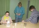 Подготовка бэджей участников
