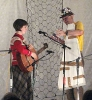 Гитара лауреату фестиваля - Наде Князевой