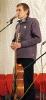 Начало конкурсного концерта. Знаменитая микрофонная школа А.Костромина