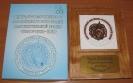 Настенная медаль генеральному спонсору