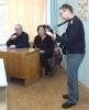 На мастерской Егоров-Дрыгина
