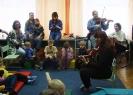 Концерт в игровой комнате