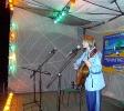Оля из Арзамаса поёт песню А.Волкова (из Сарова)