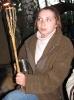 Маша с факелом