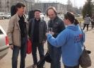 Юрию Волнову подарили диск