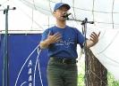Е.Сапфиров: «Давайте все вместе крикнем: фестиваль, откройся!»