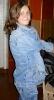 Джинсовая смирительная рубашка от «Селы» на Маклаковой Светлане