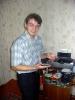 «Виновник» нашей поездки - Юрий Беляев