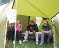 Палатка творческой мастерской