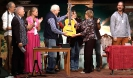 Приз зрительских симпатий, гитару с автографами гостей фестиваля получил коллектив «Отрада»