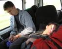 Сон в дороге