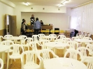 Столы готовы