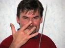Кирилл хвастается отрезанным пальцем