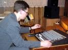 Звукооператор В.Тиунов