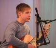 Открывает концерт Лазарев Алеша
